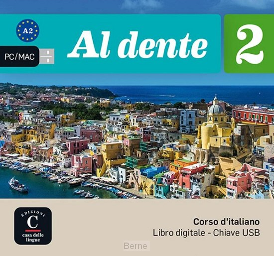Al Dente 2 Libro digitale (USB)