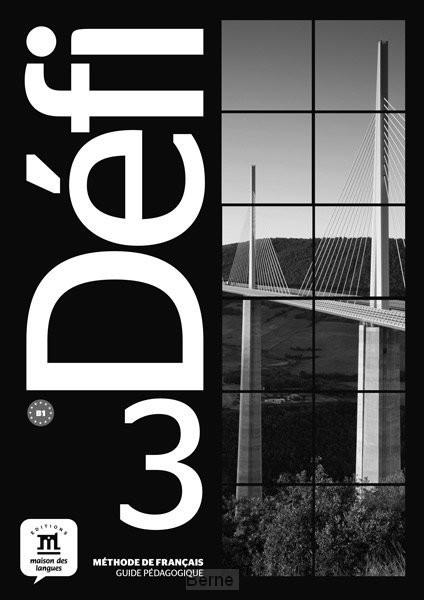 Défi 3 - Guide pédagogique