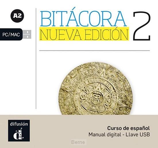 Bitácora Nueva edición 1 Nueva edición A2 - Llave USB con libro digital