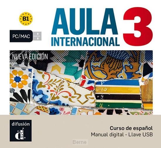 Aula internacional 3 Nueva edición - B1 - Llave USB con libro digital