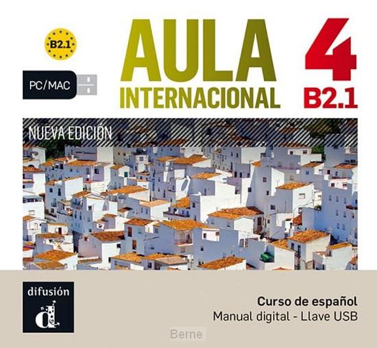 Aula internacional 4 Nueva edición B2.1 - Llave USB con libro digital