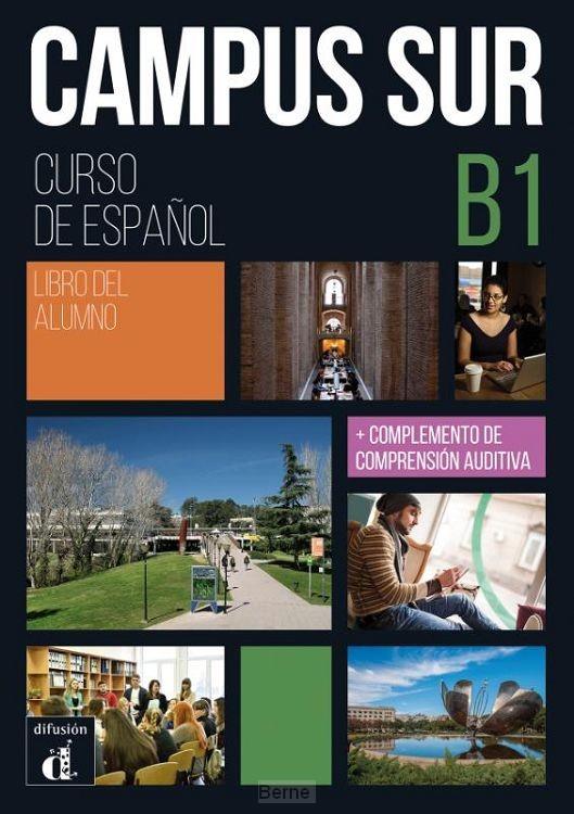 Campus sur B1 - Libro del alumno + MP3