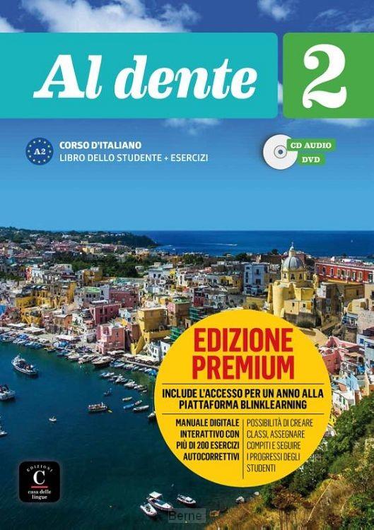 Al Dente 2 libro dello studente + esercizi Premium . A2