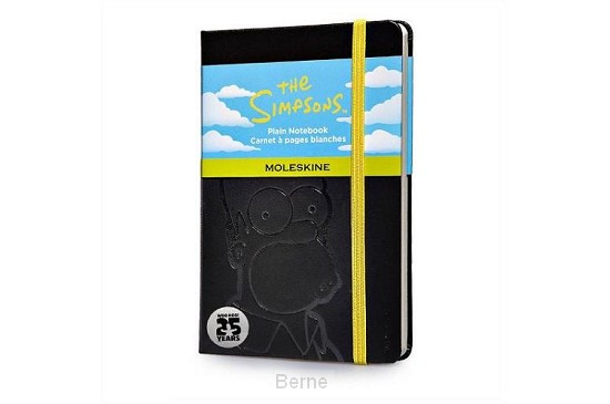 The Simpsons Notebook