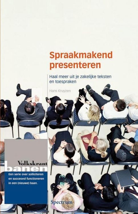 Spraakmakend presenteren volkskrant banen