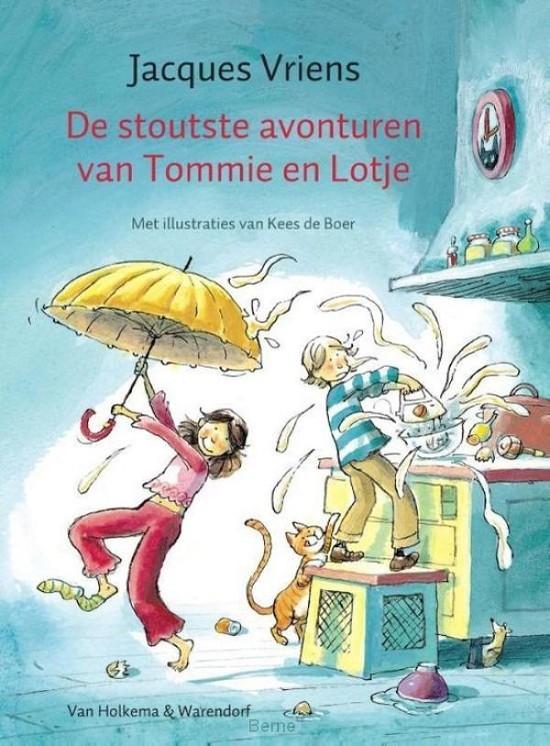 De stoutste avonturen van Tommie en Lotje