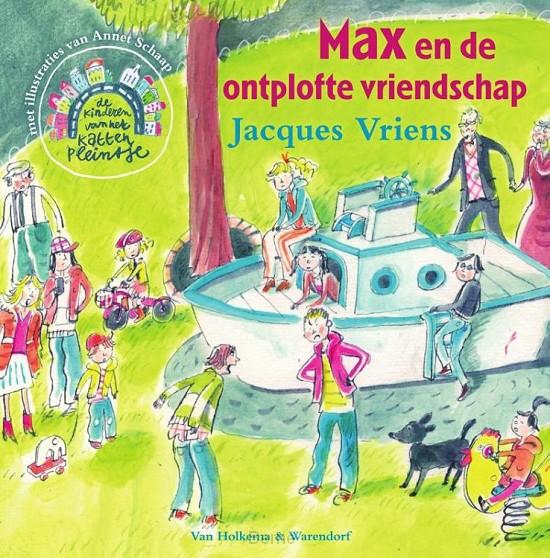 Max en de ontplofte vriendschap