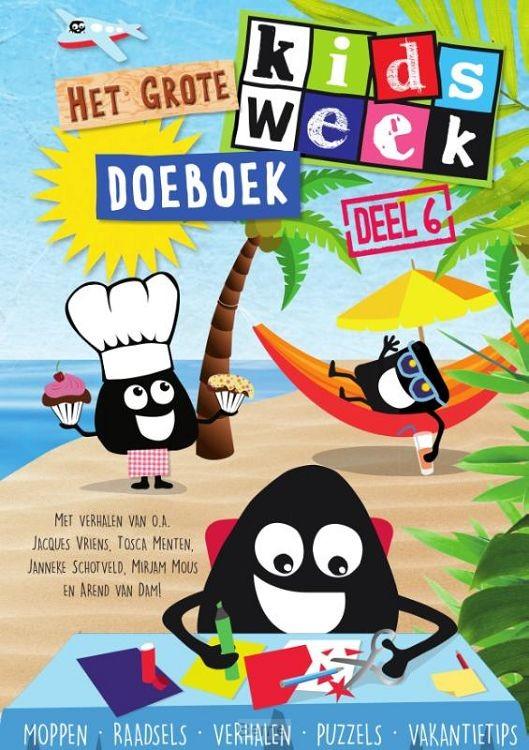 Het grote Kidsweek doeboek / 6