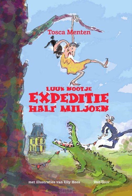 Luuk Nootje - Expeditie Half Miljoen