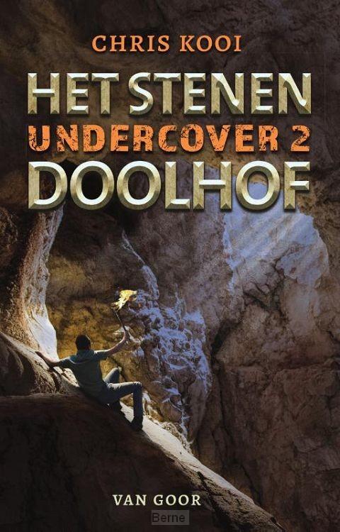 Undercover 2 - Het stenen doolhof