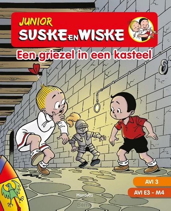 Suske en Wiske een griezel in het kasteel / E3-M4 AVI 3