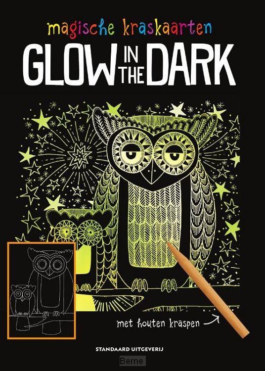 Magische kraskaarten Glow in the dark