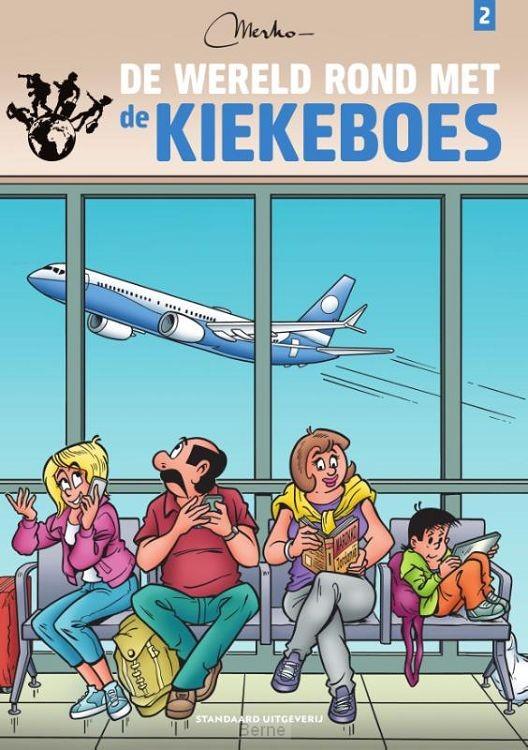 De Wereld rond met Kiekeboe 2