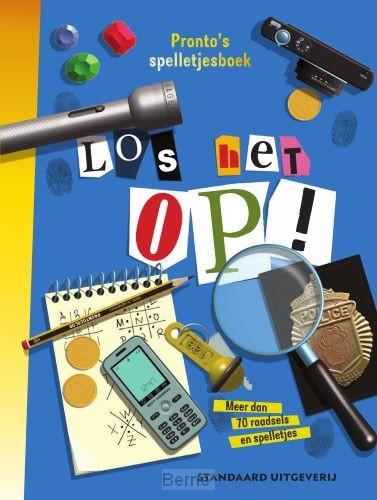 Los het op! Pronto's spelletjesboek