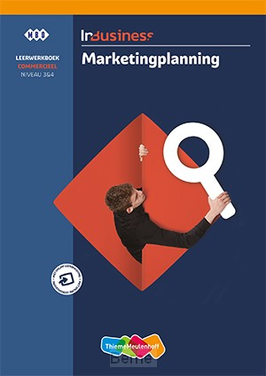 InBusiness Commercieel Marketingplanning / Leerwerkboek