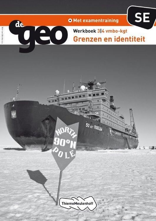 3/4 vmbo-kgt Grenzen en Identiteit / De