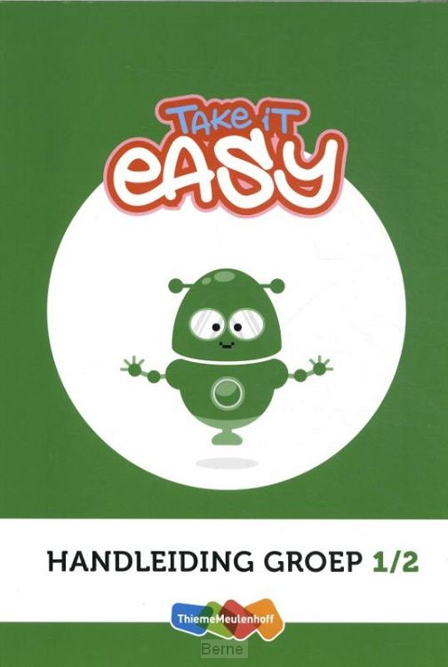 Grep 1/2 / Take it easy / Handleiding
