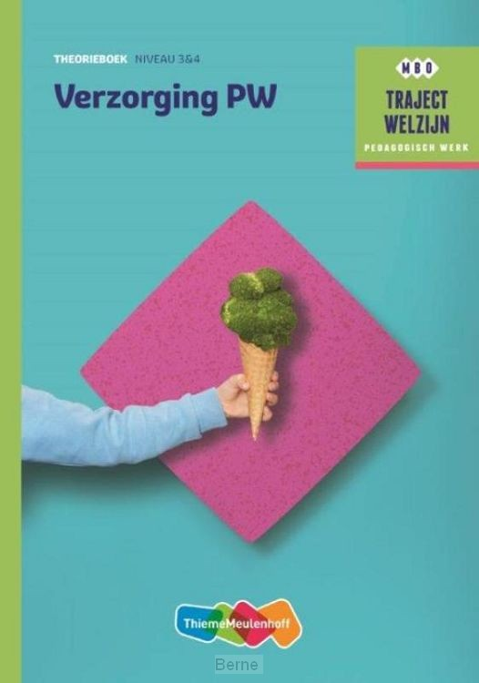 niveau 3/4 / Verzorging PW / Theorieboek