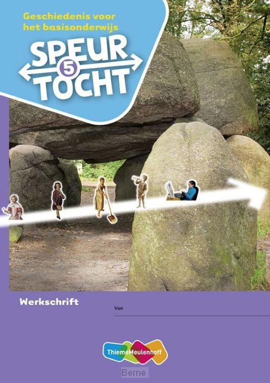 5 ex / Speurtocht Groep 5 / Werkboek