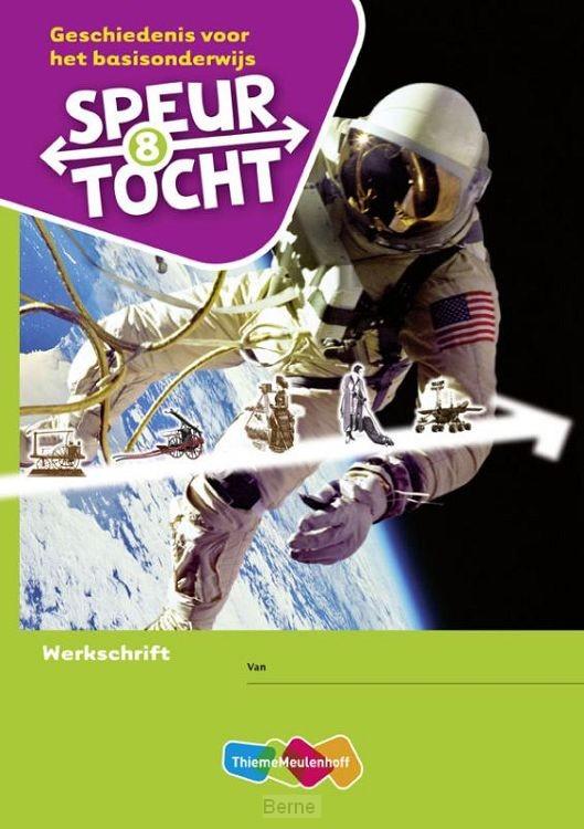Groep 8 / Speurtocht / Werkschrift set 5 ex.