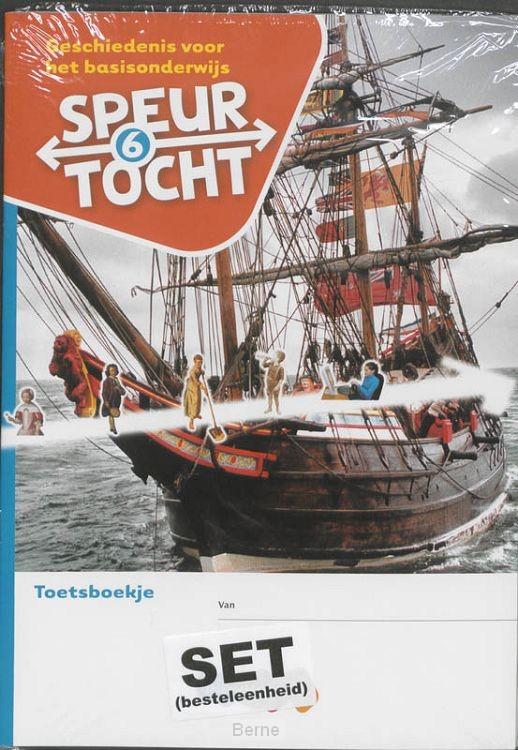 Geschiedenis voor het basisonderwijs / Speurtocht Groep 6 / Toetsboekje