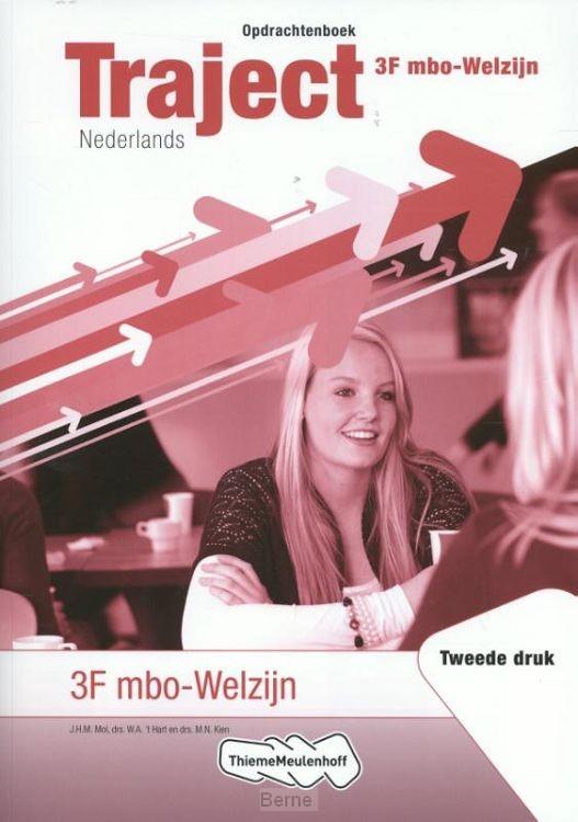 Traject Nederlands / 3F MBO-Welzijn