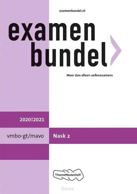 Examenbundel / vmbo-gt/mavo NaSk2 2020/2021