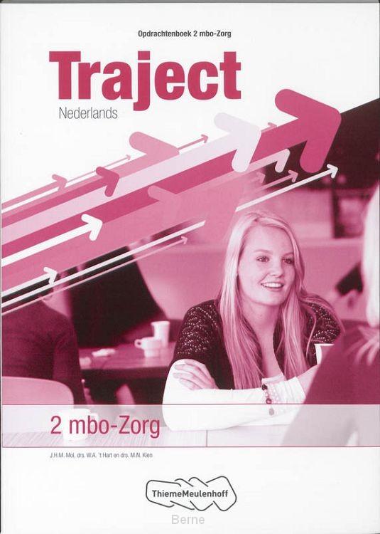 2 mbo- Zorg / Traject / Nederlands opdrachtenboek