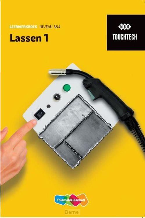 Lassen 1 niveau 3 & 4 / TouchTech / Leerwerkboek