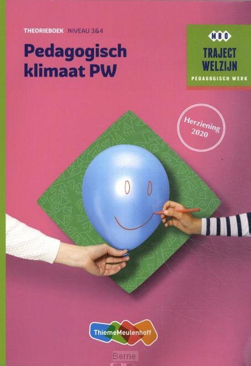 Niveau 3 & 4 / Pedagogisch klimaat PW / Theorieboek