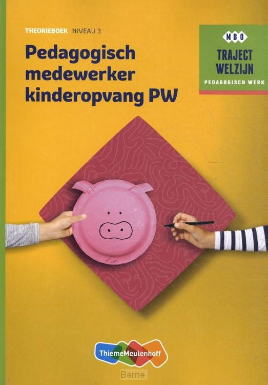Pedagogisch medewerker kinderopvang PW