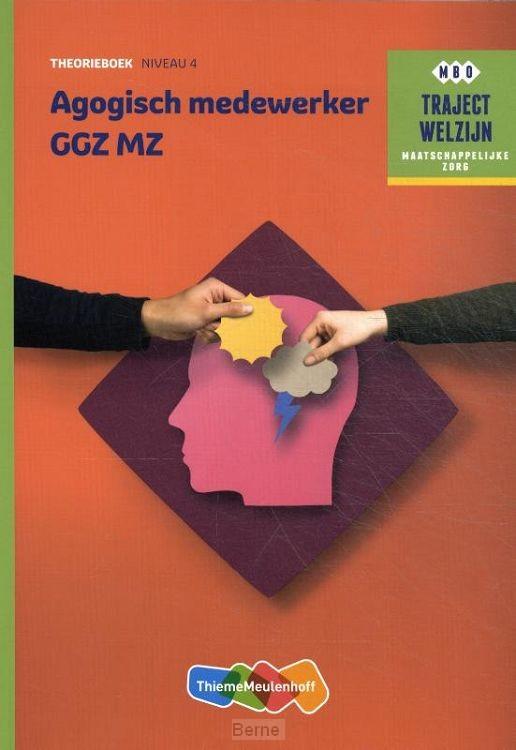 Niveau 4 / Agogisch Medewerker GGZ MZ / Theorieboek