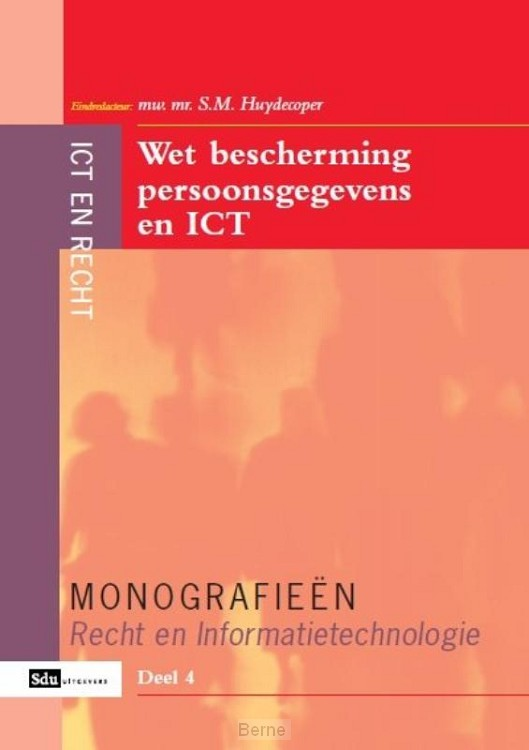 Wet bescherming Persoonsgegevens en ICT