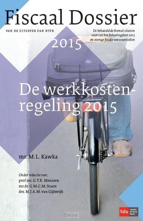 De Werkkostenregeling / 2015