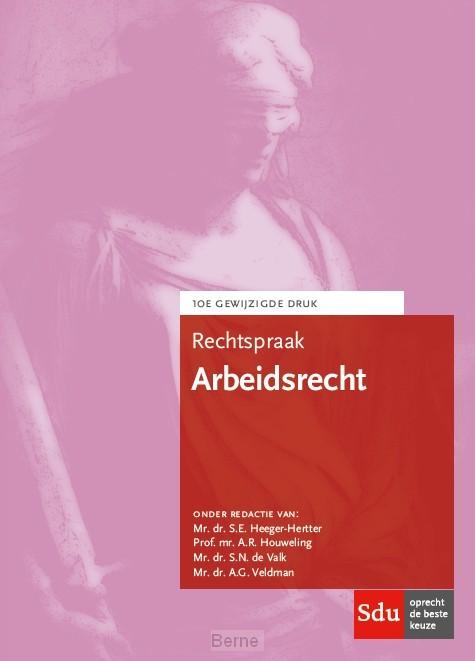 Rechtspraak Arbeidsrecht / 2017