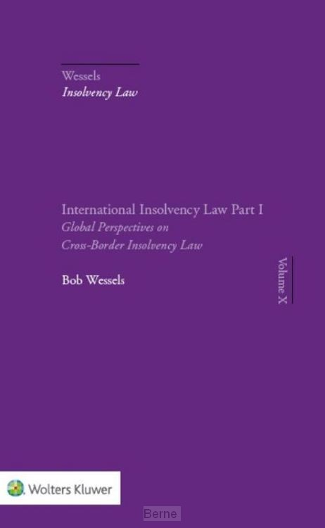 International insolvency law / 1 Global