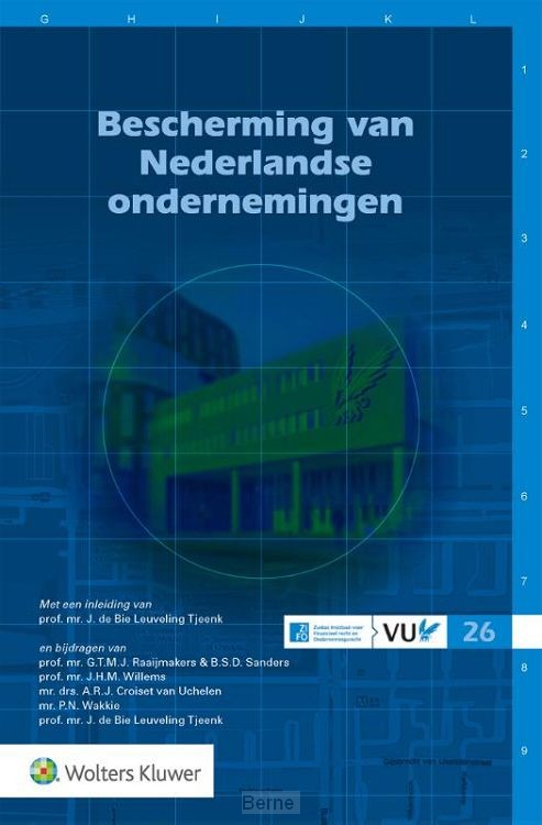Bescherming van Nederlandse ondernemingen