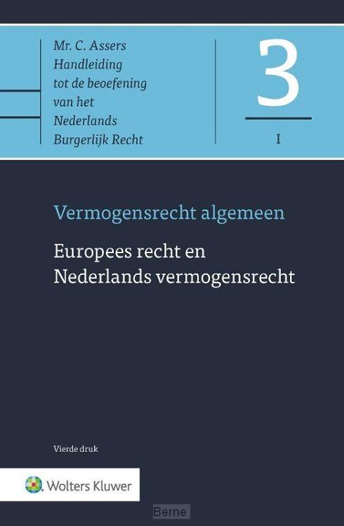 Europees recht en Nederlands vermogensrecht