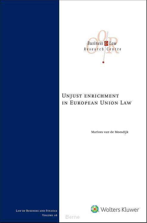 Unjust enrichment in European Union Law