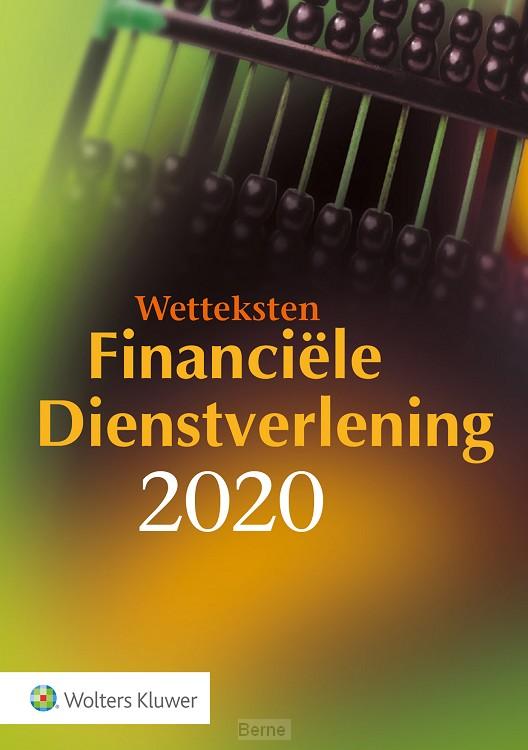 Wetteksten Financiële Dienstverlening 2020