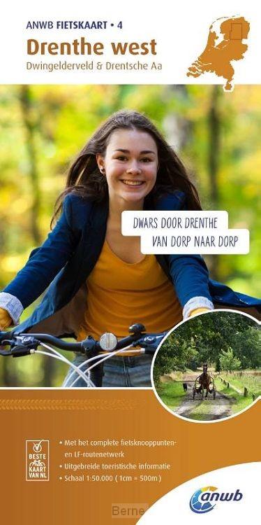 Drenthe West, Dwingelderveld & Drentsche Aa 1:50.000