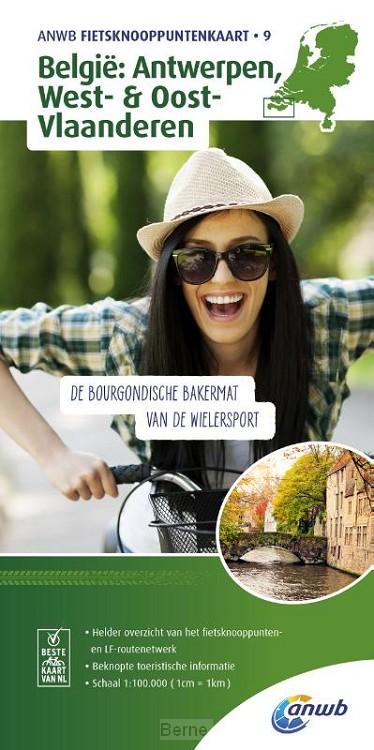 België, Antwerpen, West & Oost Vlaanderen