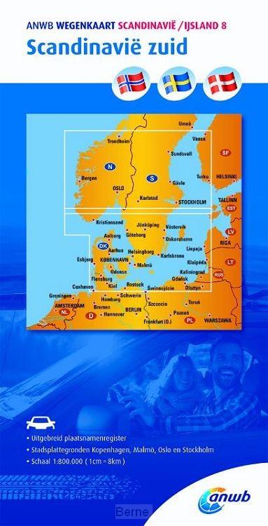 Scandinavië / IJsland 8. Scandinavië zuid