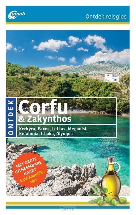 Ontdek Corfu en Zakynthos