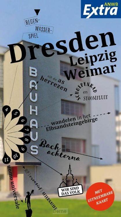 Extra Dresden, Leipzig en Weimar