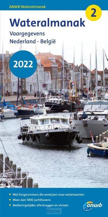 Wateralmanak deel 2 - 2022