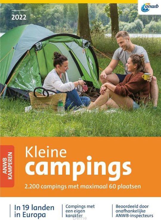 ANWB-gids Kleine Campings 2022