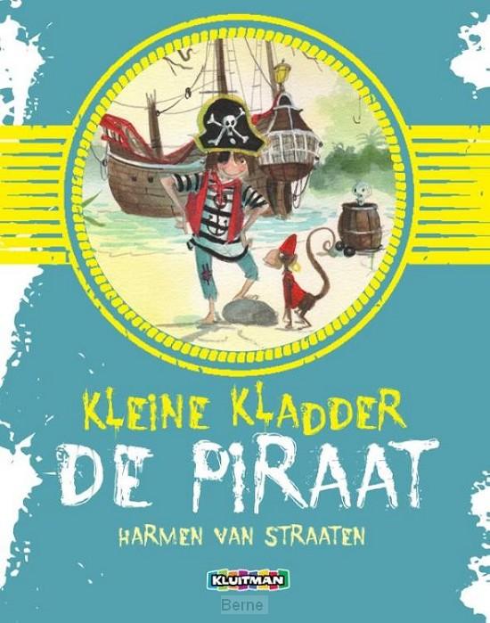 Kleine Kladder de piraat