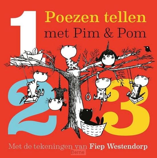 Poezen tellen met Pim en Pom