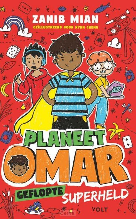 Planeet Omar: Geflopte superheld